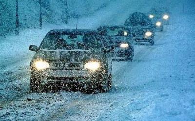 Kørsel i sne