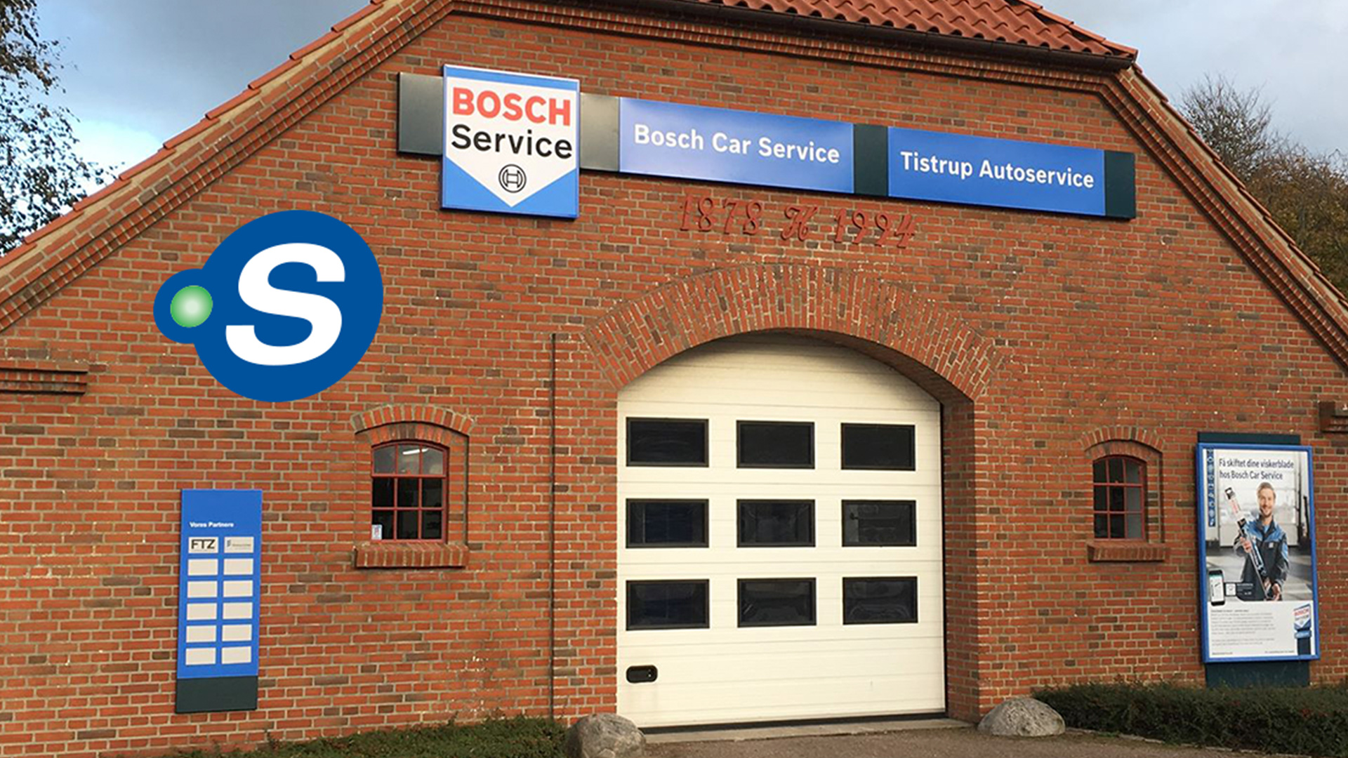 Point S Tistrup Autoservice