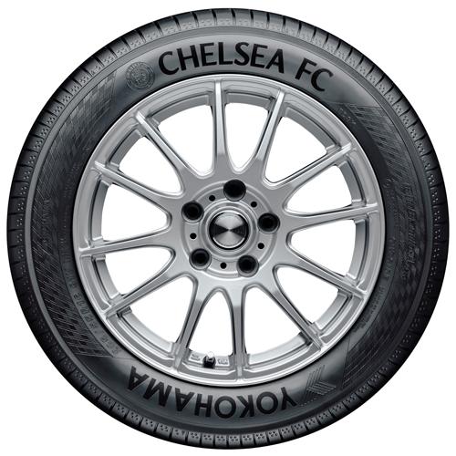 Chelsea FC dæk fra Yokohama - fås hos point S