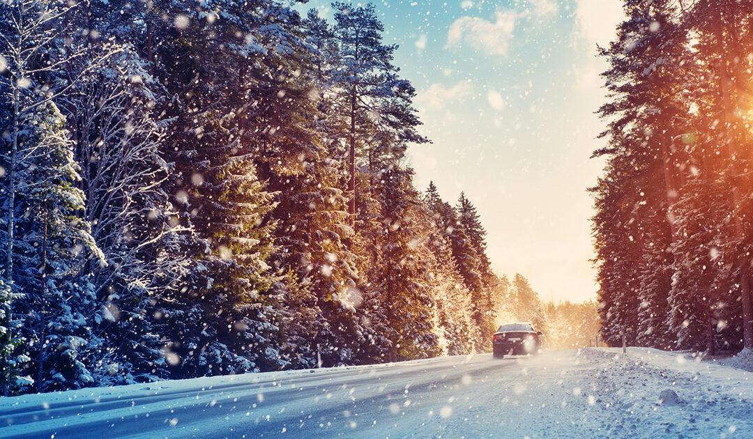 Vær klar til vintervejret