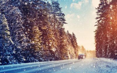 Vær klar til vintervejene